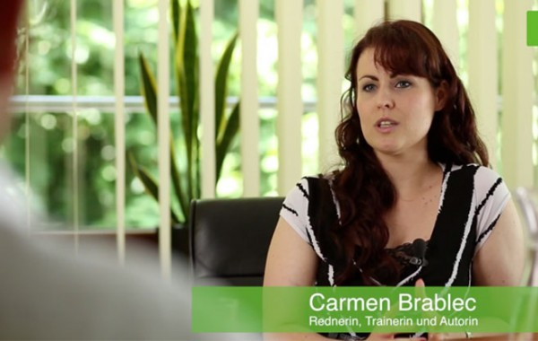 Carmen Brablec – Interview