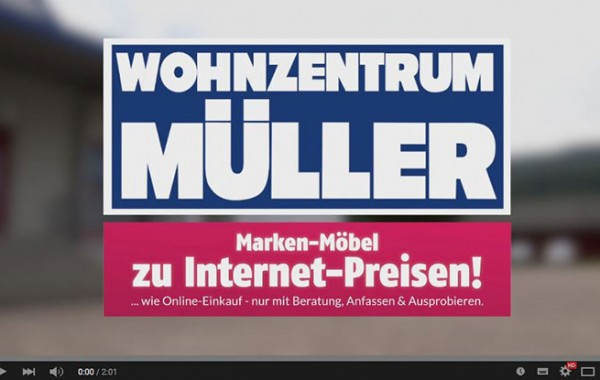 Wohnzentrum Müller